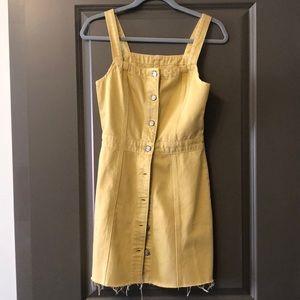 Boyish Kennedy Denim Dress XS new without tag